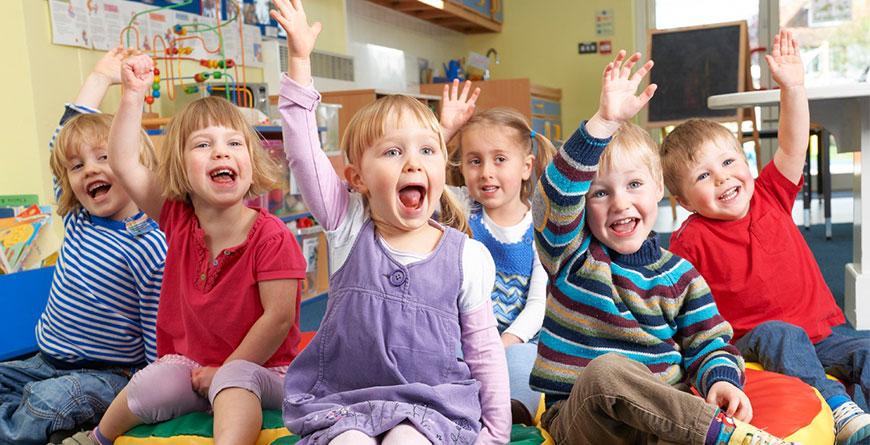 corsi inglese bambini 3 anni
